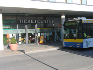 Ticketcenter Rosenheim